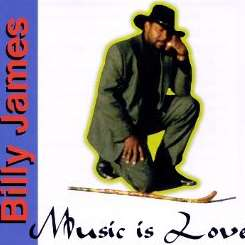 Billy James - Music Love album mp3