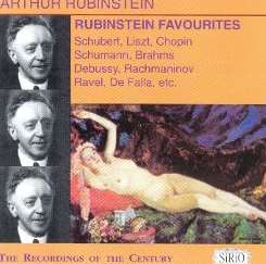 Artur Rubinstein - Rubinstein Favourites album mp3