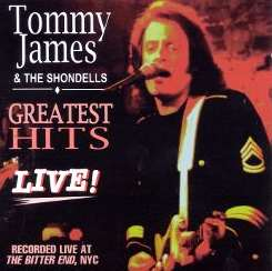 Tommy James & the Shondells - Greatest Hits Live [K-Tel] album mp3
