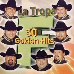 La Tropa F-Los Hermanos Farias - 30 Golden Hits album mp3