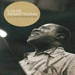 Louis Armstrong - Live in Stockholm 1962 album mp3