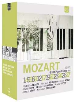 Various Artists - Mozart: Great Piano Concertos album mp3