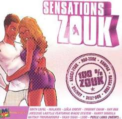 Various Artists - Sensations Zouk album mp3