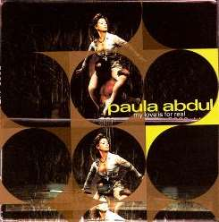 Paula Abdul - My Love Is for Real album mp3