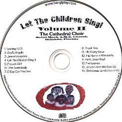 Cathedral Choir - Let the Children Sing!, Vol. 2 album mp3