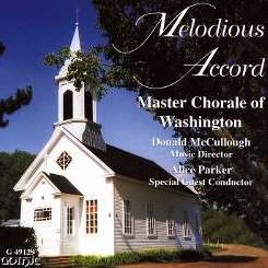 Master Chorale of Washington - Melodious Accord album mp3