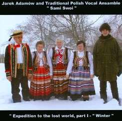 Jarek Adamów / Traditional Polish Vocal Ansamble - Sami Swoi album mp3
