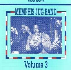 Memphis Jug Band - Memphis Jug Band, Vol. 3 [Frog] album mp3