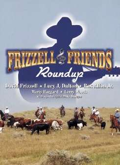 Frizzell & Friends - Roundup album mp3
