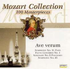 Mozart Collection: 100 Masterpieces, Vol. 3 album mp3