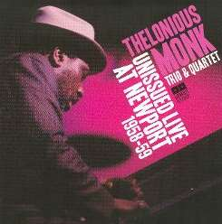 Thelonious Monk - Live at Newport 1958-59 album mp3