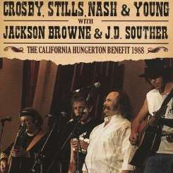 David Crosby / Crosby, Stills, Nash & Young / Graham Nash / Stephen Stills / Neil Young - The California Hungerton Benefit 1988 album mp3