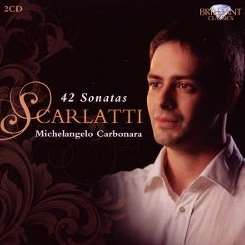 Michelangelo Carbonara - Scarlatti: 42 Sonatas album mp3