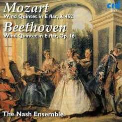 Nash Ensemble - Mozart: Quintet in E flat, K 452; Beethoven: Quintet in E flat, Op. 16 album mp3