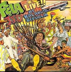 Fela Kuti - J.J.D. (Johnny Just Drop!!): Live!! at Kalakutta Republik album mp3