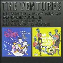 The Ventures - Play Telstar/Play the Country Classics album mp3