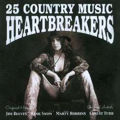 Various Artists - 25 Country Music Heartbreakers album mp3