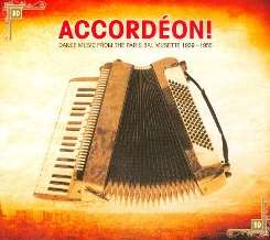 Various Artists - Accordeon [Bygone Days] album mp3