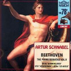 Artur Schnabel - Beethoven: Piano Sonatas, Vol. 2 album mp3