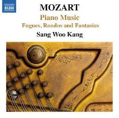 Sang Woo Kang - Mozart: Piano Music album mp3
