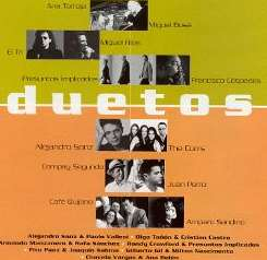 Various Artists - Duetos [WEA International] album mp3