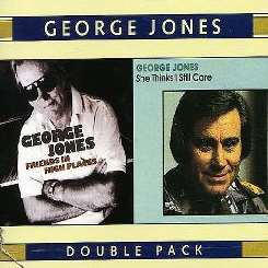 George Jones - Friends in High Places/She Thinks I Still Care album mp3