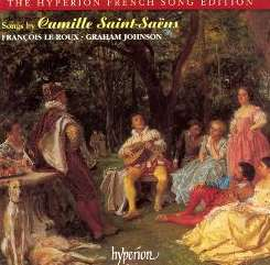 François LeRoux - Songs by Camille Saint-Saëns album mp3