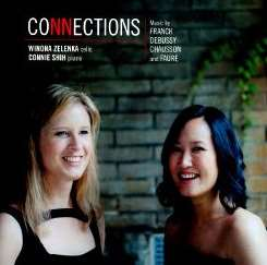 Winona Zelenka / Connie Shih - Connections: Music by Franck, Debussy, Chausson and Fauré album mp3