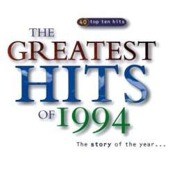 Various Artists - The Greatest Hits of 1994 album mp3