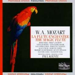 Paul Kuentz - The Magic Flute album mp3