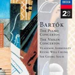 Bartók: Piano Concertos; Violin Concertos [Germany] album mp3