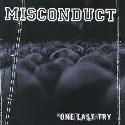 Misconduct - One Last Try album mp3