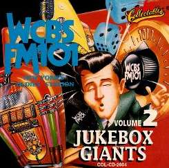 Various Artists - Jukebox Giants: WCBS New York, Vol. 2 album mp3