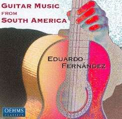 Eduardo Fernandez - Guitar Music from South America album mp3