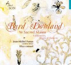 Jean-Michel Fumas / Eliza Consort - Byrd, Dowland: Ye Sacred Muses album mp3