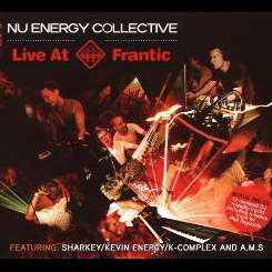 Various Artists - Nu Energy Collective Live @ Frantic album mp3