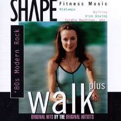 Various Artists - Shape Fitness Music: Walk Plus album mp3