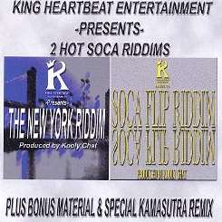 Kooly Chat - 2 Hot Soca Riddims album mp3