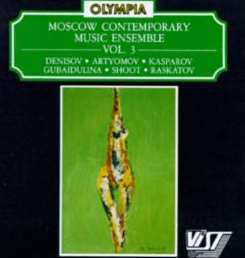 Moscow Contemporary Music Ensemble - Moscow Contemporary Music Ensemble, Vol. 3 album mp3