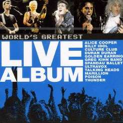 Various Artists - Live Album album mp3