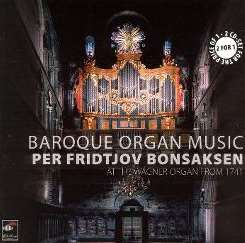 Per Fredtjov Bonsakesen - Baroque Organ Music album mp3