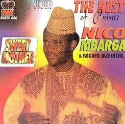 Prince Nico Mbarga - The Best of Prince Nico Mbarga and Rocafil album mp3