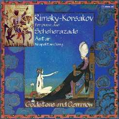 Goldstone & Clemmow Piano Duo - Rimsky-Korsakov for Piano Duo: Scheherazade; Antar; Neapolitan Song album mp3