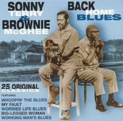 Brownie McGhee / Sonny Terry / Sonny Terry & Brownie McGhee - Back Home Blues album mp3