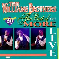 The Williams Brothers - The Best of the Williams Brothers & More: Live! album mp3