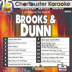 Karaoke - Chartbuster Karaoke: Brooks & Dunn, Vol. 1 album mp3
