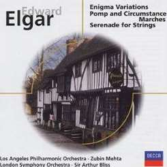 Arthur Bliss / Zubin Mehta - Elgar: Enigma Variations; Pomp & Circumstance Marches; Sereande for Strings album mp3