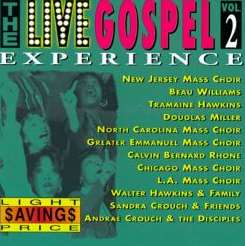 Various Artists - The Live Gospel Experience, Vol. 2 album mp3