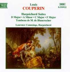 Laurence Cummings - Louis Couperin: Harpsichord Suites album mp3