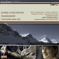 Nury Guarnaschelli - Horn Concertos album mp3
